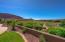 Views of Entrada Golf Course and Kachina Cliffs.