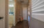 Hallway to Entry & Great Room