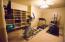 Gym or storage room