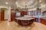 Amazing Kitchen with Island Seating