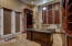 Office with Separate Exterior Entrance. Lots of Built In Cabinetry
