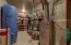 Mechanical & Storage in Basement