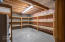More storage in the basement