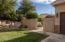 Gate to backyard