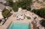 Aerial pool/hot tub