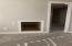 Upstairs bedroom/playroom or storage