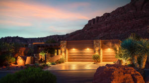 Enjoy the beautiful views from this home in Kachina Springs.