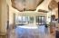 Great Room & Kitchen (Panorama Shot)