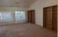 Great Room/Family Room with no lights