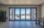 Folding doors leading to your outside oasis.