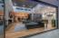 Folding doors upstairs in living room area to enjoy the ultimate indoor/outdoor living.