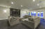 Theater/2nd family room