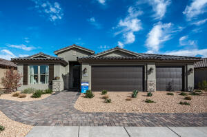Picture is of our AMBER model home.