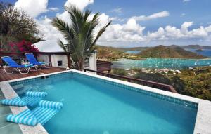 Coral Bay & BVI Views