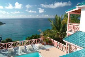 Sea Cay Villa, on St. John's South shore