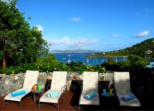 Stunning Great Cruz Bay Views