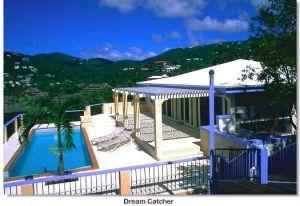 Large pool & decks