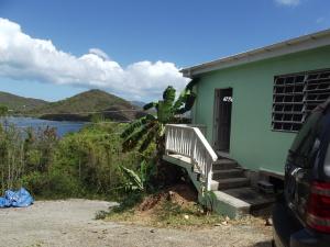 House & harbor views