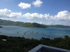 Fabulous panoramic water views!!