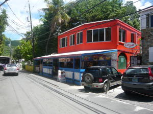 1-C Cruz Bay Town, St John, VI 00830