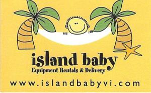 Island Baby Logo