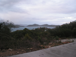 VIews of Coral Bay & the BVI's