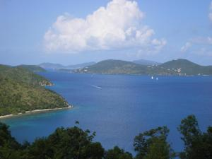 BVI & Sir Frances Drake Channel