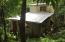 smaller caretaker cottage