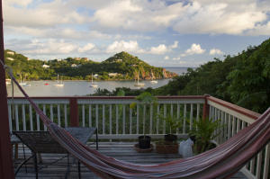 afternoon view