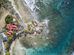 Coral Cove Villa- Sky view
