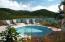 Beija Flor octagonal pool