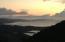 Sunrise from Bordeaux Falls