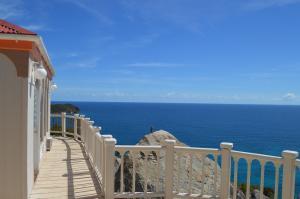 Stunning Views From Stone Court Balcony