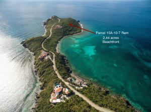 "The ""Crown"" of Ditleff. Point 2.44 acres, hilltop to beachfront"