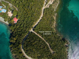 Waterfront 0.98 acre site on Ditleff Point
