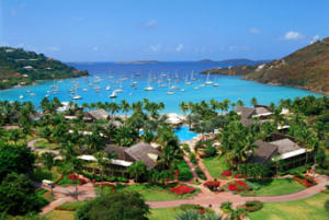 Westin Resort, St. John