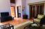Living Room facing the Guest Bedroom & bath