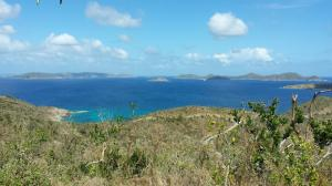 Caribbean Sea and BVI
