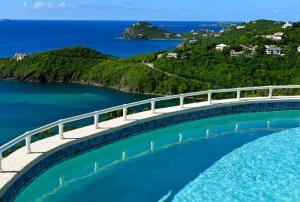 Outstanding Caribbean Sea views
