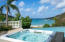 Spectacular beachfront home on Great Cruz Bay