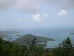 Coral Bay & BVI View