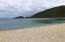 Walk to one fo the most gorgeous white sandy beaches on St. John!