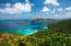 Listen to the sound of waves breaking at Cinnamon Bay. A rare north shore offering of 2 acres with unobstructed views over National Park lands.