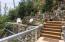 Terraced Hillside Rock Garden