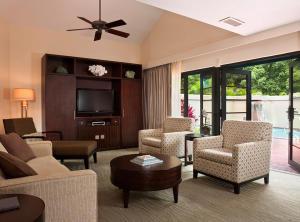 Westin pool villa