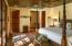 Main floor beach side suite