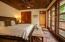 Main floor garden suite