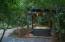 Hot tub steps away from Zen garden