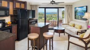 Westin Studio Kitchen Living Room