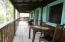 Main porch